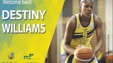 Photo of Destiny Williams revine sub panoul ICIM-ului: Americanca are prezențe și în FIBA EuroCup Women