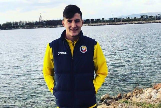 Aradul fotbalistic mai dă un fotbalist la naționala Under 19: Lipovanul Banyoi, convocat de Oprescu în locul dinamovistului Răducan
