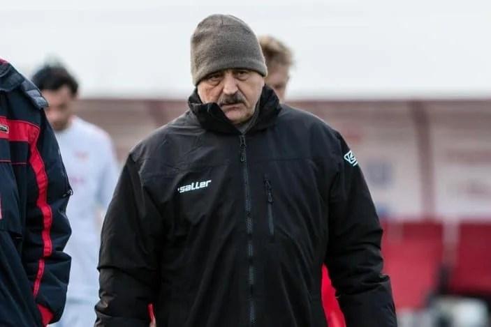 Ionuț Popa își află diagnosticul înainte de meciul cu liderul, restricțiile medicilor pentru antrenorul utist rămân în picioare