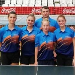 Fetele CSM-ului se menţin în careul de aşi al Superligii naționale de tenis de masă