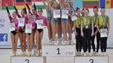 Photo of Gimnaștii de la CS Universitatea și Urania s-au întors cu 11 medalii de la Openul Cehiei