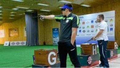 """Photo of Codrean, la opt lungimi distanță de un loc în finala """"europenelor"""" de pistol aer comprimat"""
