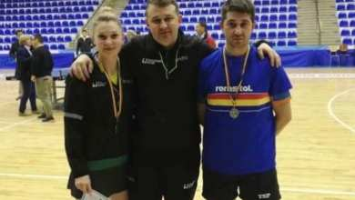 Photo of Familia Dodean a strălucit la Campionatele Naţionale de tenis de masă