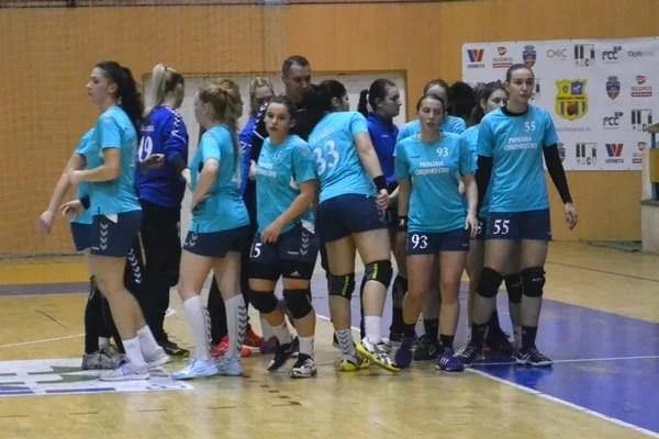 Prezența la turneul semifinal devine certitudine: Crișul Chișineu Criș – CSU Oradea  37-35