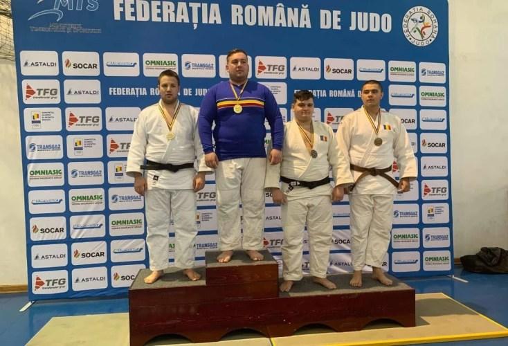 Arădenii Marc Boldiș și David Nagy - argint și bronz la naționalele Under 23 de judo
