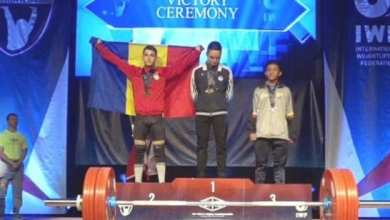 Photo of Halterofilul Cosmin Krupla e triplu medaliat mondial!