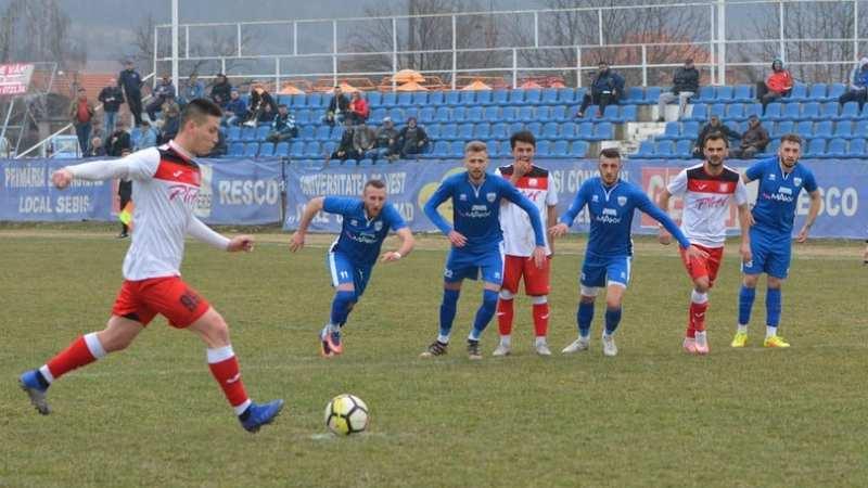 Live-text Liga 3-a, ora 15: Șoimii Lipova – CS Ocna Mureș 4-3 și ACS Dumbrăvița – Național Sebiș 1-0, final
