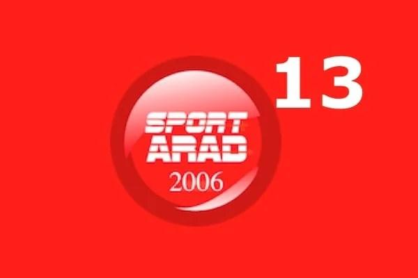 13 ani de muncă pentru cei mai exigenți patroni, cititorii sportarad