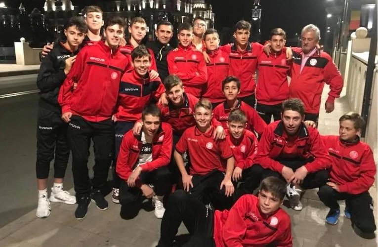 Viitorul, prima echipă arădeană sigură de prezența la startul noului campionat național Under 16