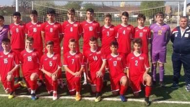 Photo of Selecționata Under 14 a Aradului a terminat în forță Turneul Speranțelor