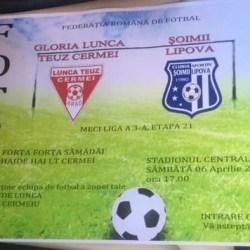 """Încă o zi până la derby-ul Cermei - Lipova: """"Să simțim aerul locului 1"""" v.s. """"Le doresc să-l simtă cândva!"""""""