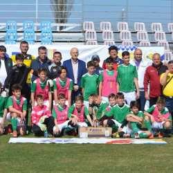 Cupa Satelor Under 13: Sub privirile lui Belodedici și Vlădoiu, Dumbrăvița a câștigat turneul regional de la Socodor