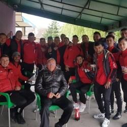 """""""Roș-negrii"""" acuză arbitrajul, VI-FE rămâne neînvinsă în 2019: Unirea Sântana - Victoria Felnac   1-1"""