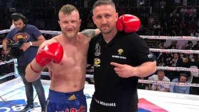 """Photo of Kickboxerul arădean, Edi Gafencu, a ajuns în Dynamite Fighting Show: """"Îmi doresc să fiu cel mai bun la categoria mea și nu doar în România"""""""