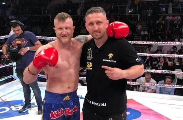 """Kickboxerul arădean, Edi Gafencu, a ajuns în Dynamite Fighting Show: """"Îmi doresc să fiu cel mai bun la categoria mea și nu doar în România"""""""