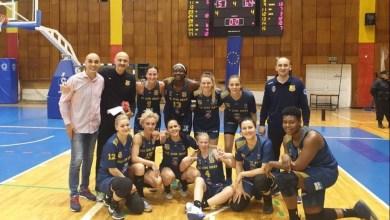 """Photo of Conturi încheiate după trei partide, """"galben-albastrele"""" în semifinale după 4 ani: CSM Târgoviște – FCC ICIM Arad 51-64"""