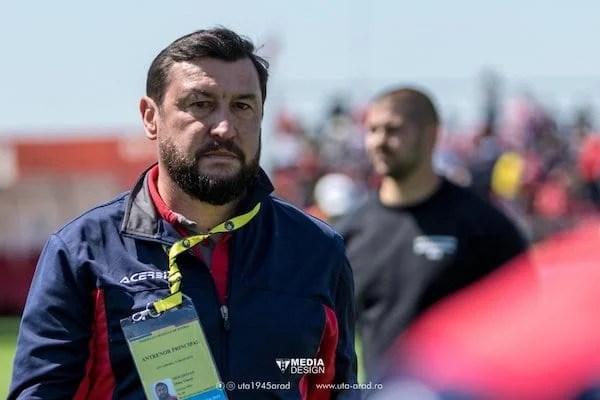 """Moldovan: """"Punct meritat pe un teren dificil, care sper să ne ajute în perspectiva promovării"""""""