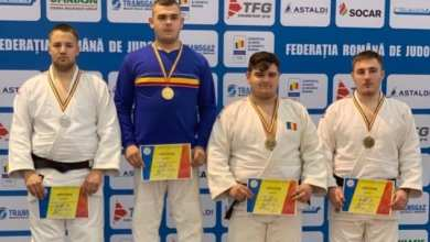 "Photo of Judoka Boldiș și Nagy au urcat pe podium la ""naționalele"" Under 21"