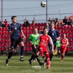 """Oroian și-a făcut debutul la UTA: """"Îmi doresc să joc mai mult, să și marchez gol sau goluri, deși concurența la nivel de juniori e mare la Arad"""""""