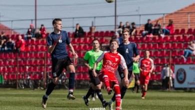"""Photo of Oroian și-a făcut debutul la UTA: """"Îmi doresc să joc mai mult, să și marchez gol sau goluri, deși concurența la nivel de juniori e mare la Arad"""""""