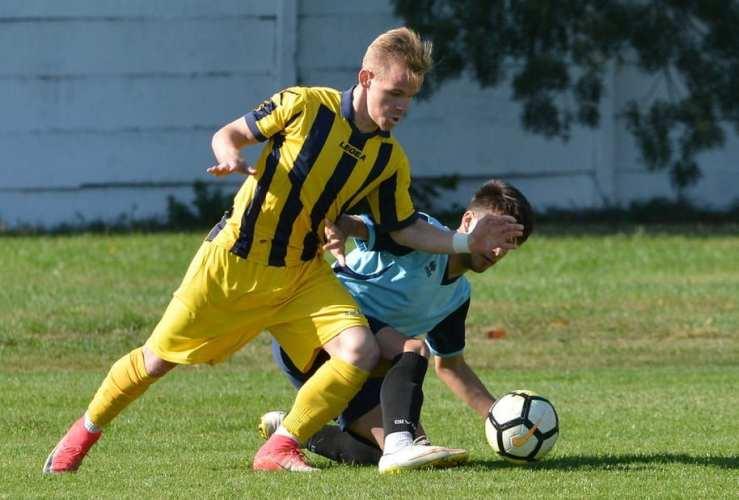 Puncte pentru trenul de play-off în fața unei echipe decimate: Șoimii Șimand - CS Glogovăț 4-0