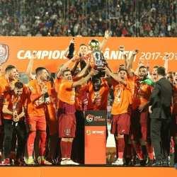 CFR Cluj se apropie la un singur titlu de UTA, supranumită Campioana Provinciei; Arădeanul Țucudean - din nou decisiv pentru ardeleni!