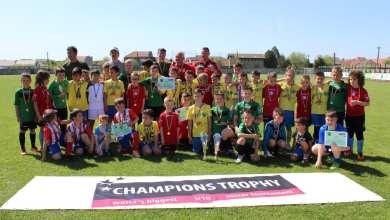 """Photo of Sâmbătă, pe """"CPL"""", echipe din trei țări se bat pentru un loc în finala Champions Trophy Under 11"""