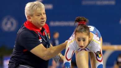 """Photo of Încă cinci luni de suspendare pentru Olivia Cîmpian: """"E o gimnastă talentată şi ambiţioasă, muncește pentru a reveni în circuitul competițional"""""""