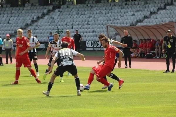 Livetext, ora 14.00: U Cluj - UTA, 3-0 final