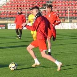 UTA - fără Rus, Ciucur și Kanda la Mioveni: Zamfir, Haloș și Crăciun au șansa debutului în Liga 2-a