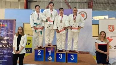 Photo of Judoka arădeni au urcat pe podium în Cehia, Turc a punctat și la Cupa Europei de la Cluj