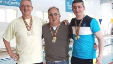 Photo of Înotătorii masters ai CSM-ului au făcut valuri la Timişoara