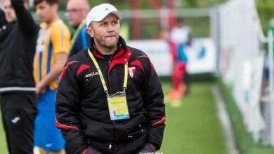 """Photo of Păcurar face apel la profesionalismul jucătorilor: """"Țin foarte mult să încheiem bine campionatul, revanșa eșecului cu Poli încă nu a fost luată"""""""