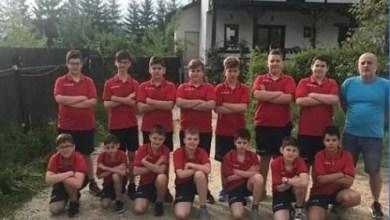 Photo of Puștii AMEFA-ei s-au calificat la turneele finale ale Cupei Federației de polo pe apă