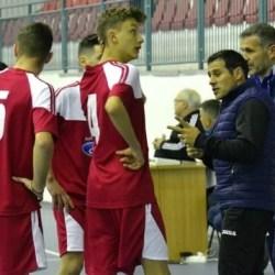 CN de futsal Under 19: Șimandul a pierdut clar turul barajului cu Informatica