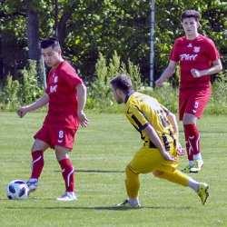 Glonț evitat spre final, înainte de meciurile cu primele clasate: Victoria Zăbrani - Șoimii Șimand 3-1