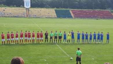 """Photo of """"Duș rece"""" rece pentru Viitorul în debutul turneului semifinal de la Craiova, chiar în fața gazdelor"""