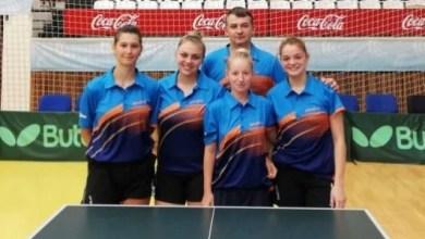 Photo of CSM Arad a terminat pe locul 4 în Superliga de tenis de masă