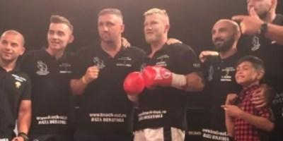 """Gafencu, învingător și la """"Noaptea Spartanilor 2"""" în fața moldoveanului Lyssi! UPDATE: Biea îl bate la puncte pe Gurrola"""