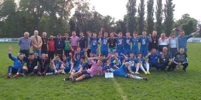 Ineul a terminat pe locul 2 semifinala juniorilor A1, gazdele de la Aiud și-au câștigat dreptul să joace pentru trofeu