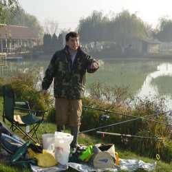 Trei săptămâni până la Cupa de vară AJF Arad, la pescuit sportiv