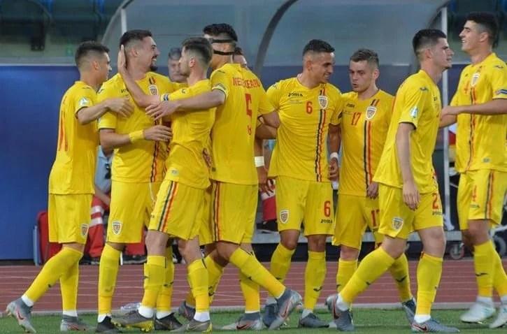 """Petre și Man, în semifinalele Euro U21 și la Olimpiada de la Tokyo! Visul """"tricolorilor mici"""" pe tărâm italian continuă, urmează Germania"""