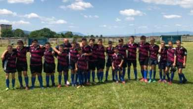 Photo of CS Universitatea Arad e a treia forță din țară la rugby Under 14