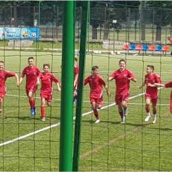 Echipele de juniori Under 13 ale Aradului s-au oprit în faza zonală, utiștii au pierdut la limită finala