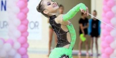 Alenia Biringer ia startul în Mondialul de ritmică al junioarelor