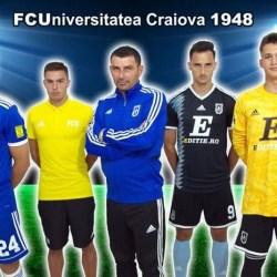 """Amical cu iz de avanpremieră pentru campionat: Pe 31 iulie, Crișul o întâlnește FC U Craiova 1948, pe arena """"Aurel Ardelean"""""""
