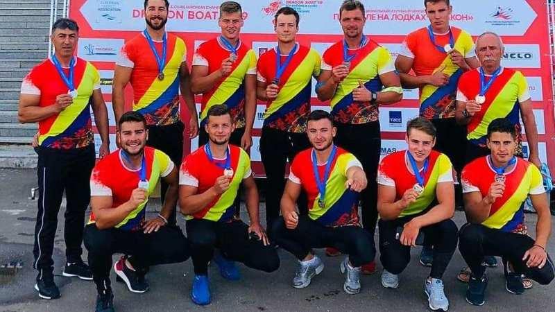Kaiaciştii de la CSM Arad, campioni europeni la dragon boat!