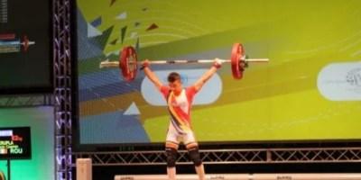 Halterofilii Krupla și Condurache – aur, respectiv argint la naționalele de juniori II