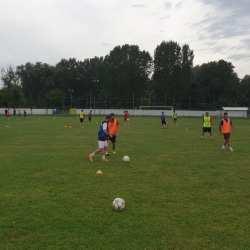 Pecica s-a reunit cu alte trei noutăți: Ex. cermeianii Gârlea și Mager, plus Tiric, singurul fotbalist al Hațegului care i-a dat gol la baraj!