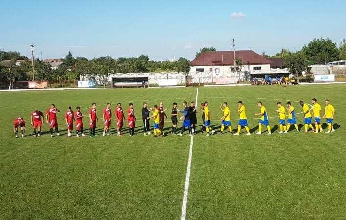 Sântana și Carani Murani au răpus două dintre divizionarele terțe arădene, Pecica și Lipova și-au respectat statutul de favorite